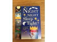 Night Night Sleep Tight – A collection of the Very Best Bedtime Stories (hardback)