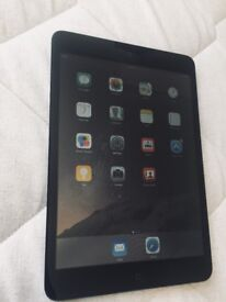 iPad Mini, Black, 16 GB in Perfect Condition. Barely Used. Model MD528B/A
