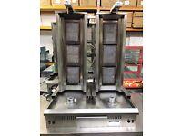 Archway Double Kebab Machine EU0051
