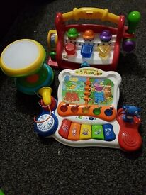 Baby toy bundle - 5 items