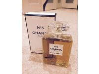 CHANEL N°5 Eau de Parfum EDP Spray (100ml)