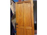 Free internal door