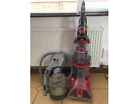 Heated cleaning VAX Carpet cleaner