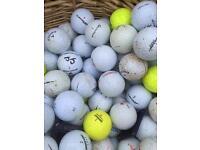 300 golf balls £60