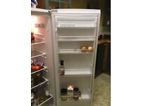 Beko tall upright refrigerator, new