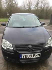 Volkswagen Polo 1.4 Match 5dr Auto Low Mileage (Petrol)