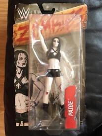 Wwe Paige zombie figure