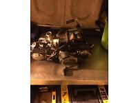 Pitbike engines
