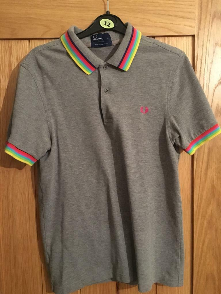 Limited Edition Fred Perry Polo