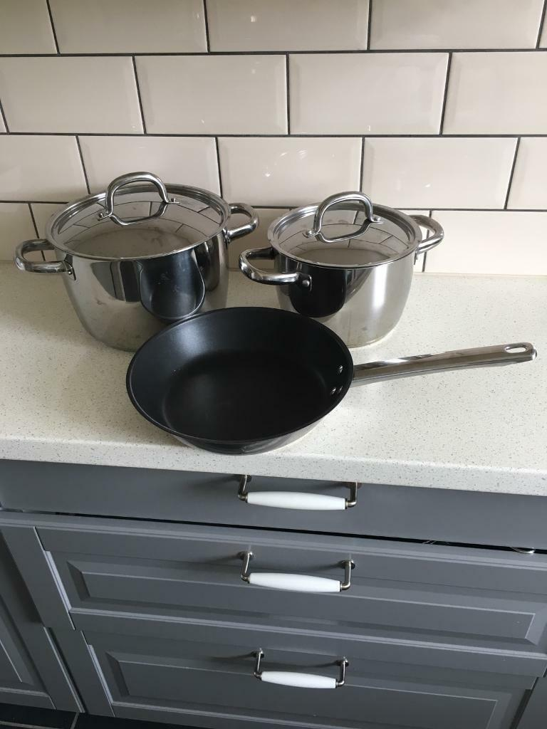 e9cf0a9070 3 Ikea pans | in Coventry, West Midlands | Gumtree