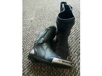 Dainese motorcycle boots size 11.5 (eu46)