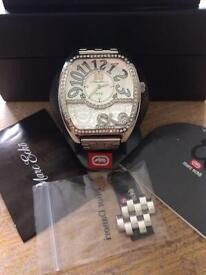 Brand new Marc Ecko Genius men's watch