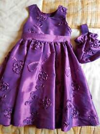 CHILD'S DRESS 4/5 YEARS