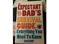 New dad present / father to be book