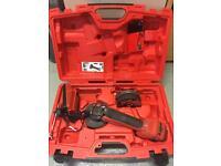 hilti 22 volt cordless tool kit