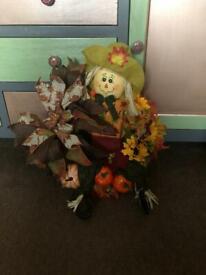 Autumn handmade wreaths