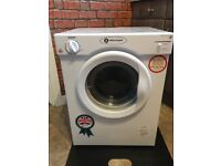 White knight 3kg tumble dryer with stickers can deliver for a small charge