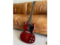 Vintage 1964 Gibson SG Special