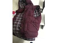 Jack wills gillet mens