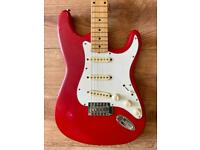 Squier Stratocaster by Fender MIK 1992 (w/ upgrades)