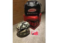 Bell Custom 500 helmet Harley Bobber Indian