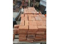 x450 65mm brand new red bricks for sale
