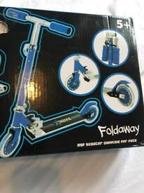 Scooter - new, boxed, unused