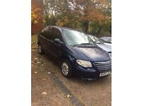 Chrysler Voyager 2.5 Diesel 7 seater Good working Car Mot till June 2018