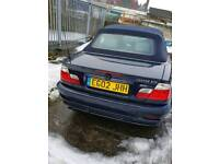 BMW 320Ci BREAKING ALL PARTS