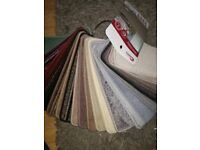 CARPETS SUPPLIED & FITTED.Professional Carpet/ Vinyl fitter can supply or fit your own. West London