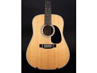 Martin D12-28 12 String D28 with LR Baggs Anthem - Mint Condition