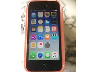 Boxed ,Apple Iphone,5c , 8 GB, Pink. on Vodafone,