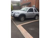 Land Rover Freelander TD4 2006 '56' plate in Silver! Great condition
