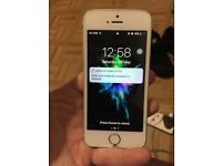 iPhone 5s 16gb looked to Vodafone read description