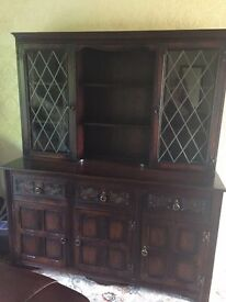 Antique Looking Dresser (Collection Only)