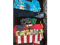 Boys 6-7 clothes bundle