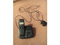 BT home phone with answer machine