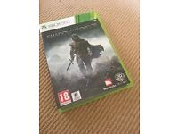 SHADOW OF MORDOR - XBox 360 NEW & UNSEALED