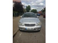 MERCEDES S CLASS 3.2L DIESEL AUTO MAY PX