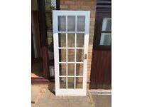 7 Internal Glazed Doors for sale