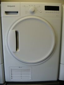 Hotpoint 8 kg Condenser Tumble Dryer - Local Delivery
