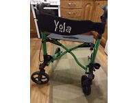 Disability disabled walking aid rollator