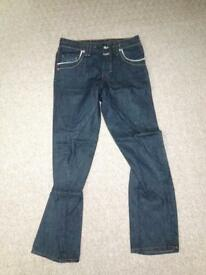 Original G Star Jean twisted denim