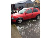 Vauxhall Corsa B Parts (Opel, Breaking, spares, stockcar, rally)
