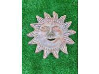 Terracotta Sun / Garden Sun / Wall Accessory