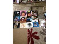 450 vocal vinyl record lps