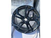 Black Gloss 19inch alloy wheels , brand new