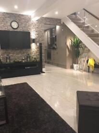 Double bedroom in lovely modern house