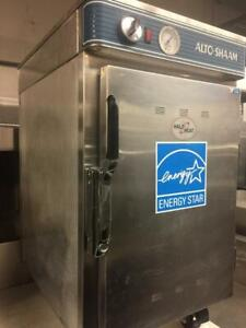 Used Alto Shaam 500-S  Insulated Mobile Heated Cabinet