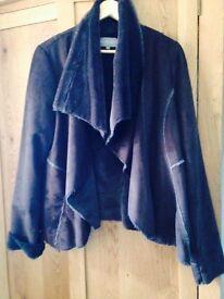 Waterfall jacket